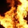 炎のiPhone壁紙