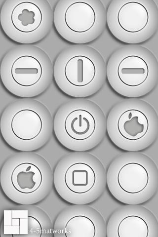 デジタルでMacなiPhone壁紙