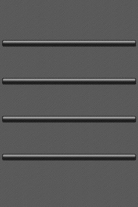 シンプルすぎるiPhone壁紙